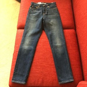 LEVI'S | Wedgie Tapered leg